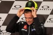 Valentino Rossi during Thursday Press conference in Mugello circuit - MotoGP Gran Premio d'Italia