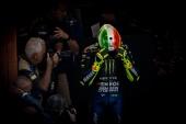 during Qualifying in Mugello circuit - gran premio d'italia